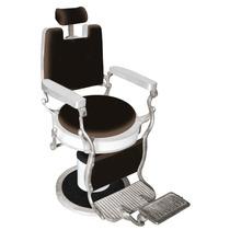 Cadeira De Barbeiro Antiga (restaurada / Customizada)