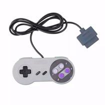 Controle Super Nintendo Famcom Joystick Similar Original G5