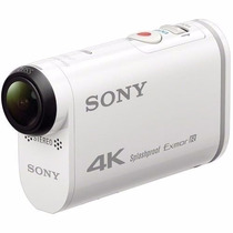 Câmera Sony Action Cam 4k Filmadora Fdr-x1000v Steadyshot Wi