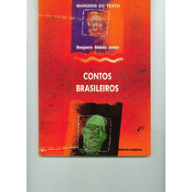 Livro Contos Brasileiros - Benjamin Abdala Junior - 85 Pagin