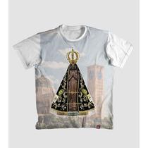 Camiseta Nossa Senhora Aparecida Religiosa Católica