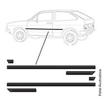 Friso Lateral Volkswagen Gol Parati Saveiro Voyage Cl 87/92