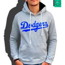Blusas De Moleton Masculinas New York, Dodgers, Ny La Nfl