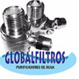 Adaptador Purificador De Água E/s 1/2 E 1/4 Regula Pressão