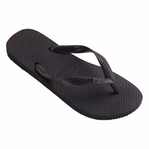 Chinelo Havaianas As Legítimas Original Top Branco E Preto