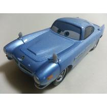 Disney Cars Finn Mcmissile Original Mattel Loose Mcqueen
