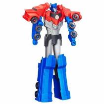 Boneco Novo Transformers Optimus Prime 4 Steps B2666
