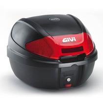 Bauleto Traseiro Givi E300n Bau 30 Litros Universal Moto