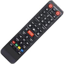 Controle Remoto Blu-ray Samsung Ak59-00153a Bd-e5500 Netflix