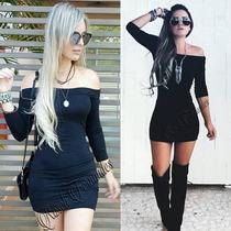 Vestido Feminino Da Moda Panicat Casual Curto Rodado Godê