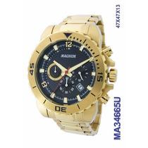 Relógio Magnum Ma34665u Frete Gratis