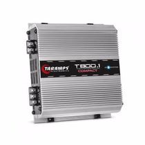 Modulo Taramps T800.1 Compact 1 Canal 800w Rms Rca T800