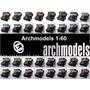 Evermotion Archmodels Vol 1 - 60 - Blocos 3d Max