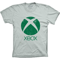 Camiseta Xbox Video Game Xbox Camisa Jogo Game X-box 360