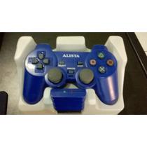 Manete Sem Fio Para Playstation 2 - 2.4ghz