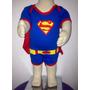 Body Bebê Personagens Super Homem