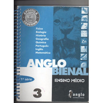 Anglo Bienal Ensino Médio Livro 3 Ww