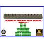 Borracha Original P/ Teclado Dgx-640 Yamaha Frete R$ 1,00