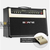 Amplificador Guitarra Borne Evidence 100 - Preto 100 Wts