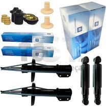 4 Amortecedores Gm + Kits Completos Axios Astra 1.8 2.0 99/