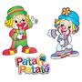 Painel Para Festa Aniversário Patati Patata P2