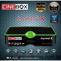 Cine Supremo X Hd Dual Core Ondemand Iptv 12 Vezes Sem Juros
