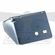 Defletor De Calor Coxim Do Motor Blazer / Ômega / S10 - Gm