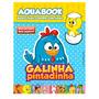 Aquabook Galinha Pintadinha Diversão Garantida Promoção
