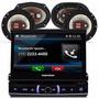 Dvd Player Positron Sp 6720 Tv Usb Frontal + 4 Alto Falantes