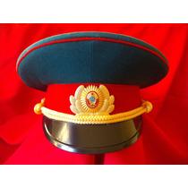 Quepe De Oficial Comissário - Extinta União Soviética