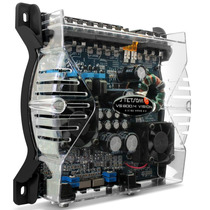Módulo Amplificador Stetsom Vs600.4 600w Rms 4 Canais 2 Ohms