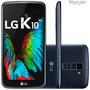 Smartphone Lg K10 Tv Dual Desbloqueado K430tv Azul Índigo