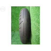 Pneu Michelin Power Pure 120 70 17 Hornet Srad Cbr Xj6 Z800
