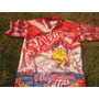 Camisa Da Escola De Samba Salgueiro 1999 Natal Rn
