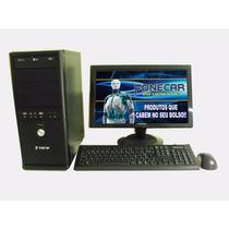 Computador Core 2 3ghz Duo 4gb Mem Monitor 18