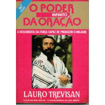 Livro O Poder Da Oração - Lauro Trevisan - 175 Paginas