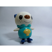 Boneco Oshawott - Coleção Pokemon Mc Donalds