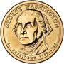 Estados Unidos - 1 Dolar - 2.007 - Letra P - Washington