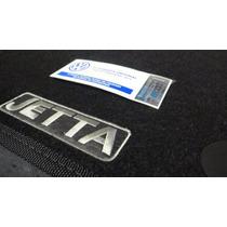 Tapete Jetta Carpete Original Pronta Entrega