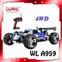 Automodelo Roadster A959 1/18 Alta Veloc 50km/h Frete Gratis