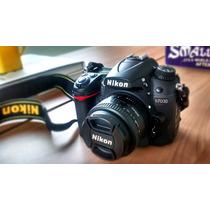 Câmera Nikon D7000 + Flash Sb700 + Baterias