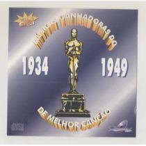 Cd Músicas Ganhadoras Do Oscar De Melhor Canção -cd-931