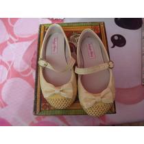 Sapato \ Sapatilha Sonho De Criança N* 22