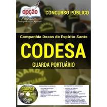 Apostila Guarda Portuário (codesa) Espírito Santo -2016
