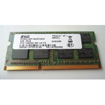Memoria 4gb Ddr3 Smart Pc3-10600s-09-10 Lacrada Nova