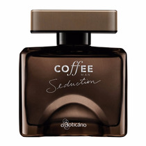 O Boticário Coffee Man Seduction Des. Colônia, 100ml