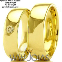 Oferta Mês Das Noivas Ww Joias N°10