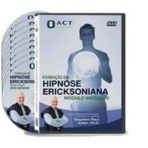 Hipnose Ericksoniana + 150 Cursos De Brinde