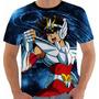 Camiseta Cavaleiros Do Zodíaco - Saint Seiya - Pegasus