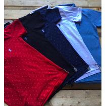 Camisa Polo Sergio K, Manga Curta, Masculina - Original